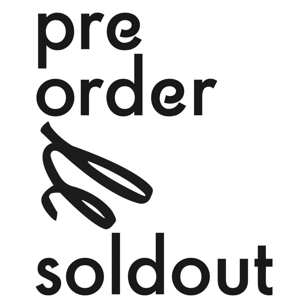 Preorder soldout