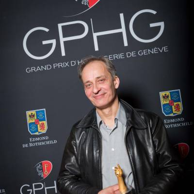 Vianney Halter, founder of Vianney Halter, winner of Innovation Prize 2013