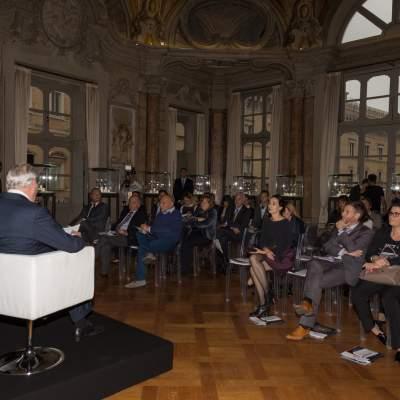 Sala di conferenza stampa, Palazzo Colonna - Roma