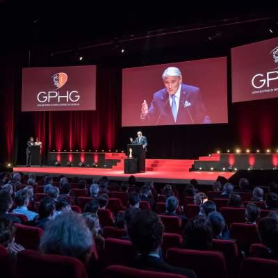 Carlo Lamprecht (President of the GPHG Foundation)