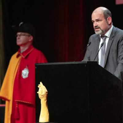 Sami Kanaan, Mayor of the City of Geneva