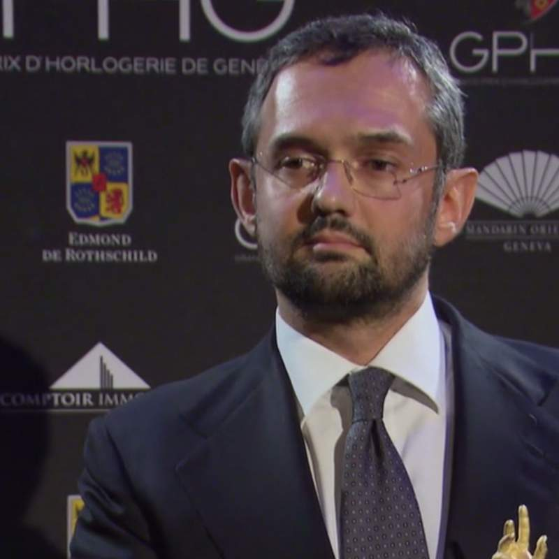 Interview with Stefano Macaluso / Girard-Perregaux