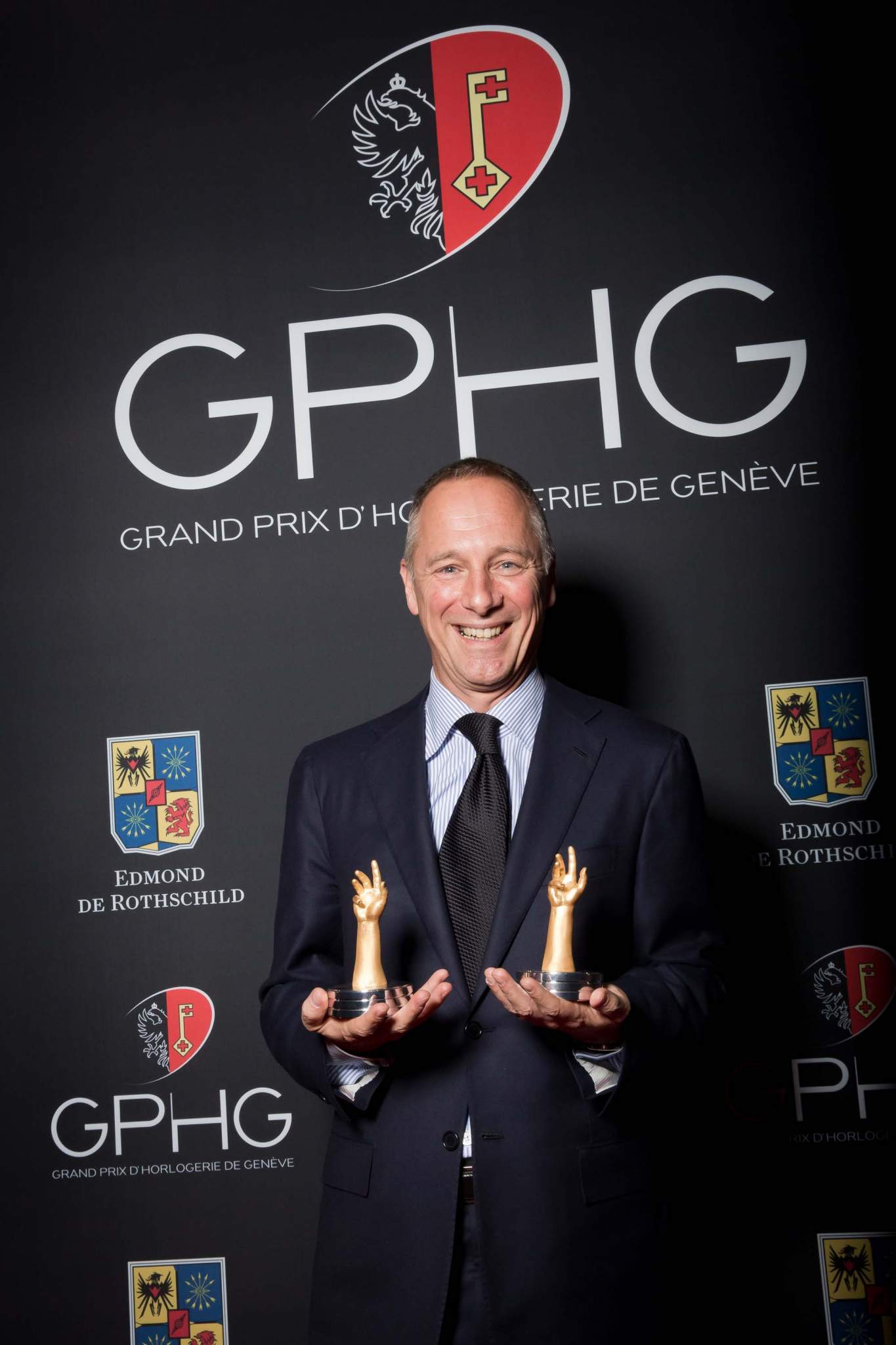 Speech of Wilhelm Schmid, CEO of A. Lange & Söhne, winner oft he Grande Complication Prize 2013 and Public Prize 2013