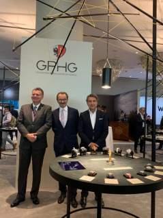 Le GPHG fait sensation à Mexico, 3e étape de son exposition itinérante 2019