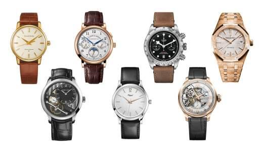 Hodinkee - The 2017 Grand Prix d'Horlogerie de Genève (GPHG) Finalists