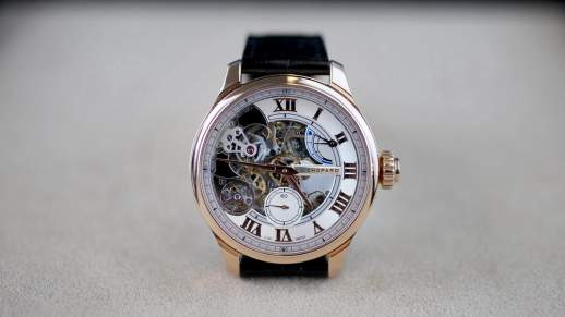 Bloomberg - The Best New Watch of the Year - The Chopard L.U.C. Full Strike takes home the gold at the 2-17 GPHG Awards