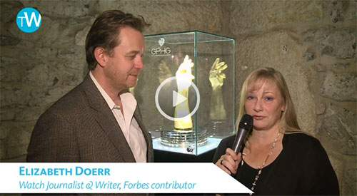 The Watches TV - Grand Prix d'Horlogerie de Genève (GPHG) 2012 Preview Part 2