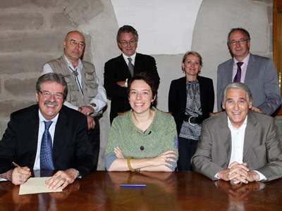 Création de la Fondation du Grand Prix d'Horlogerie de Genève