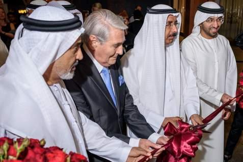 Le GPHG 2016 à Dubai - une dernière étape florissante pour les lauréats