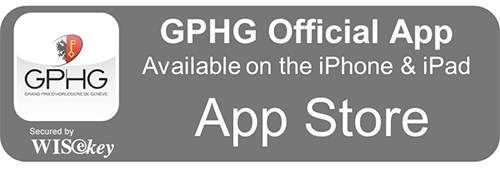 Le GPHG dispose d'une application iPhone !