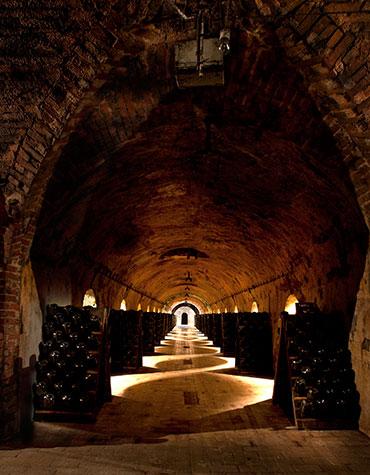Caveau des moines / Laurent-Perrier
