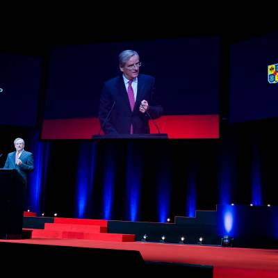 Speech of Hervé de Montlivault, Deputy Chief Executive Officer of Banque Privée Edmond de Rothschild, main partner of GPHG