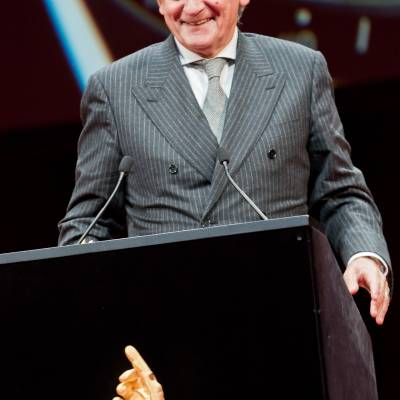 Stephen Urquhart (CEO of Omega, winner of the Revival Watch Prize 2014)