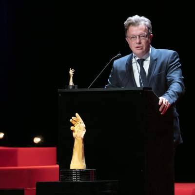Nicolas Beau (International Watch Director of Chanel, winner of the Ladies' Watch Prize 2017)