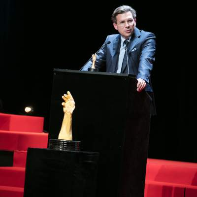 Louis Ferla (CEO of Vacheron Constantin, winner of the Mechanical Exception Watch Prize 2017)