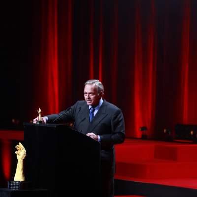Louis Ferla, CEO de Vacheron Constantin, lauréat du Prix de la Montre Calendrier et Astronomie 2020