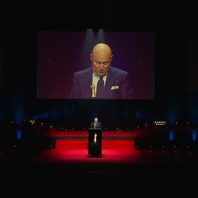 Georges Kern, CEO de Breitling, lauréat du Prix de la Petite Aiguille 2020