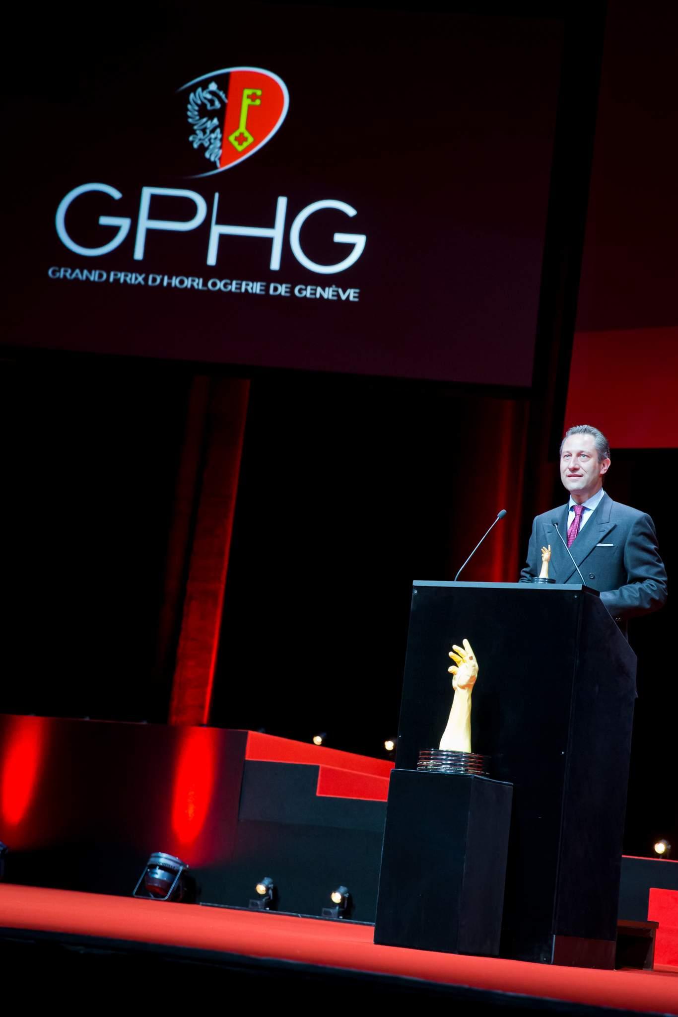 Aurel Bacs, president of the Jury 2013