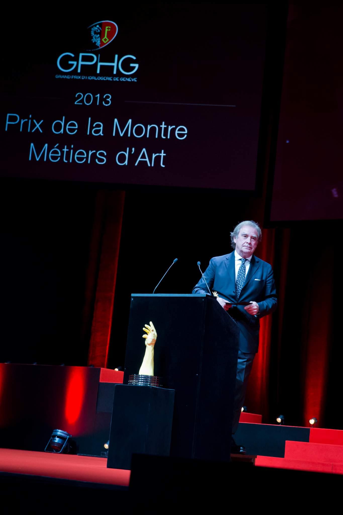 Jean-Michel Wilmotte, member of the Jury 2013