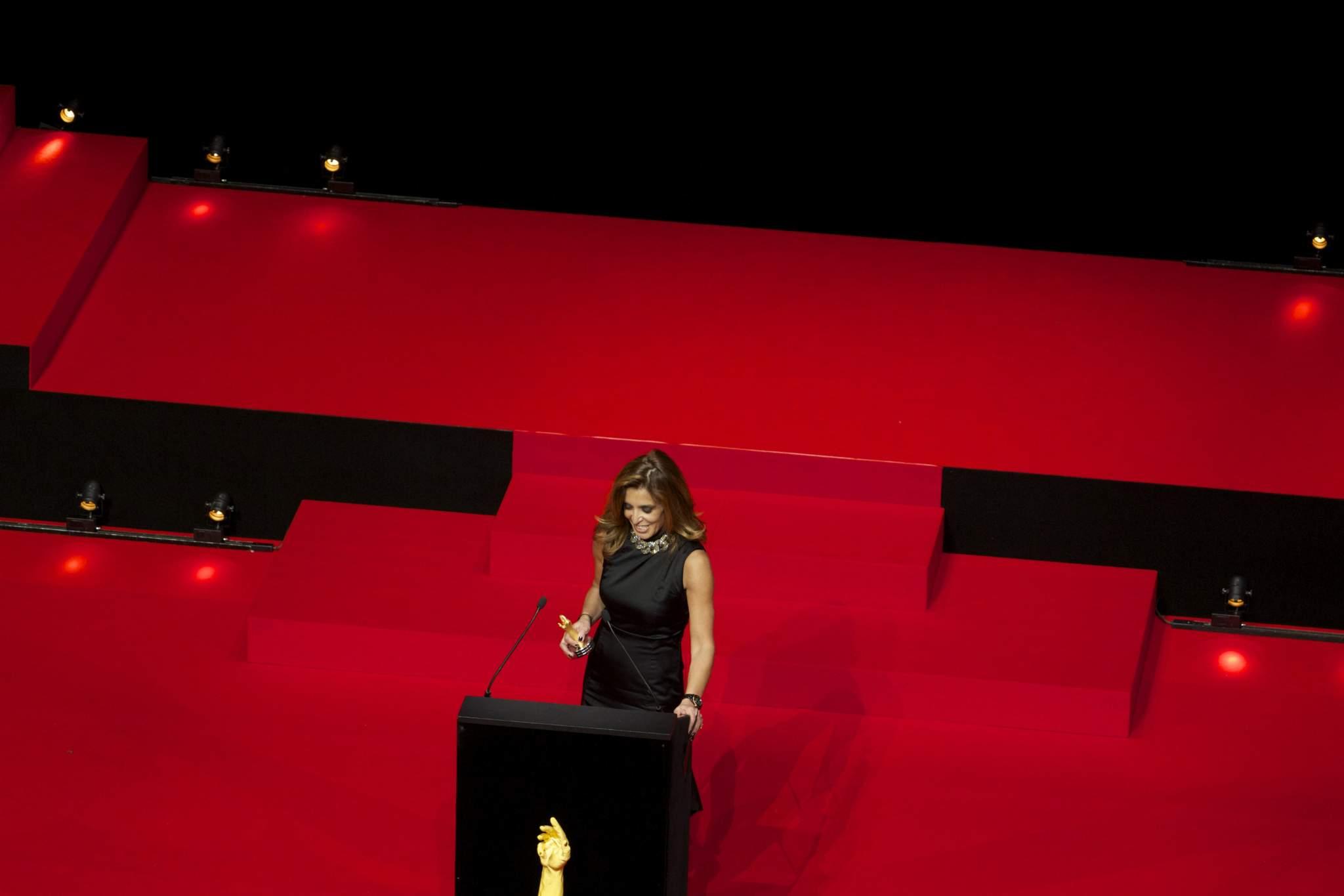 Nazanin Lankarani, member of the Jury 2013