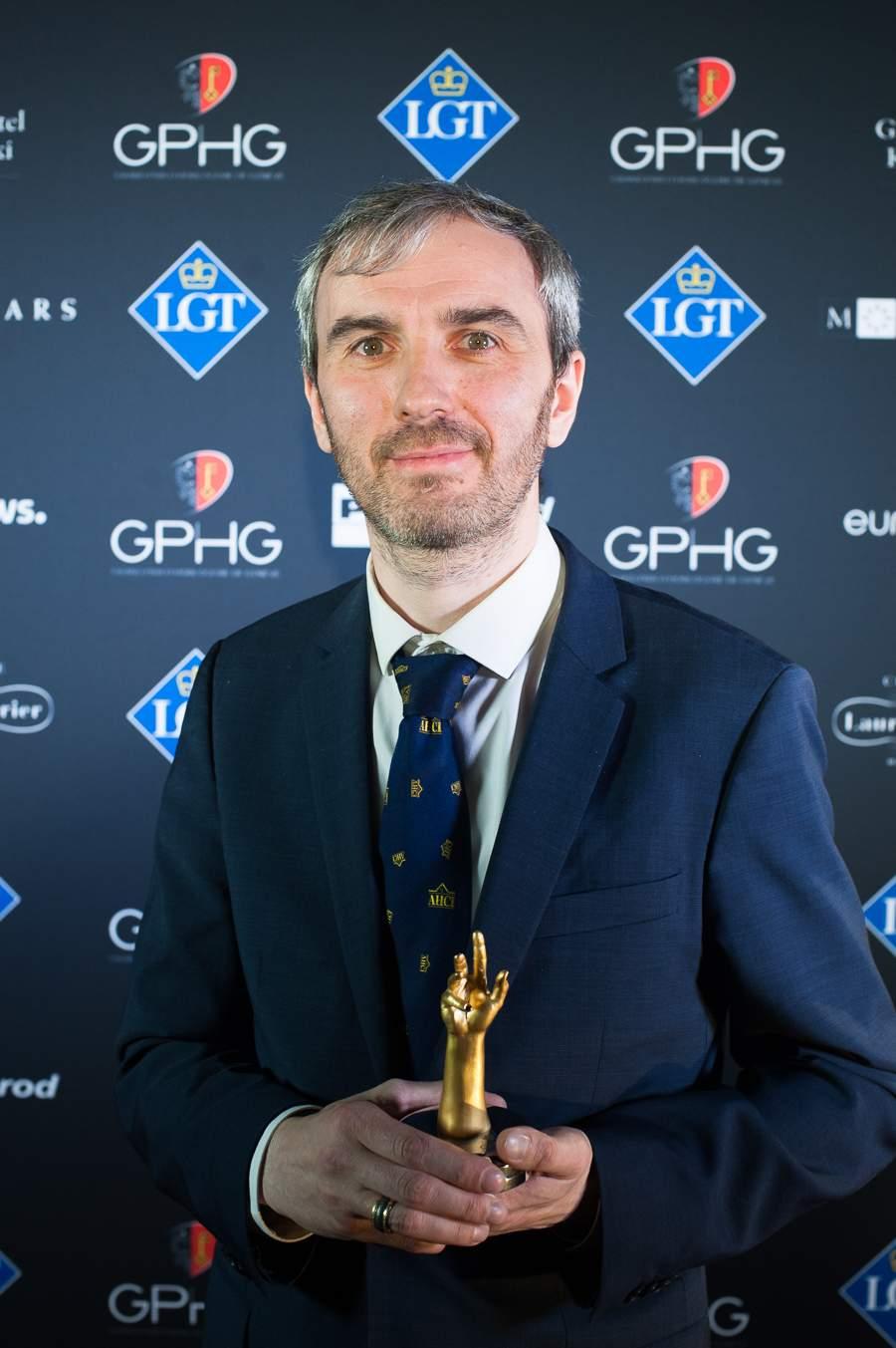Konstantin Chaykin, Founder, winner of Audacity Prize 2018