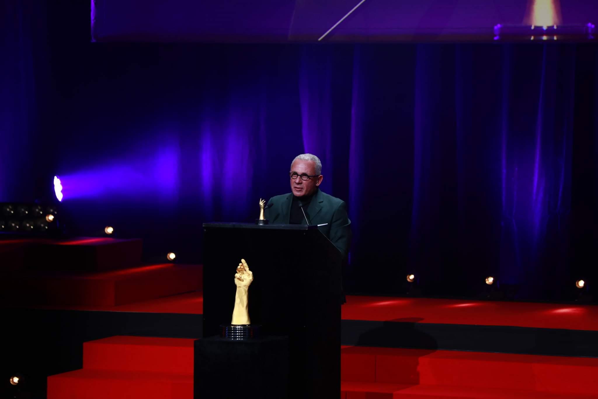Pascal Raffy, Président de Bovet 1822, lauréat du Prix de l'Exception Mécanique 2020