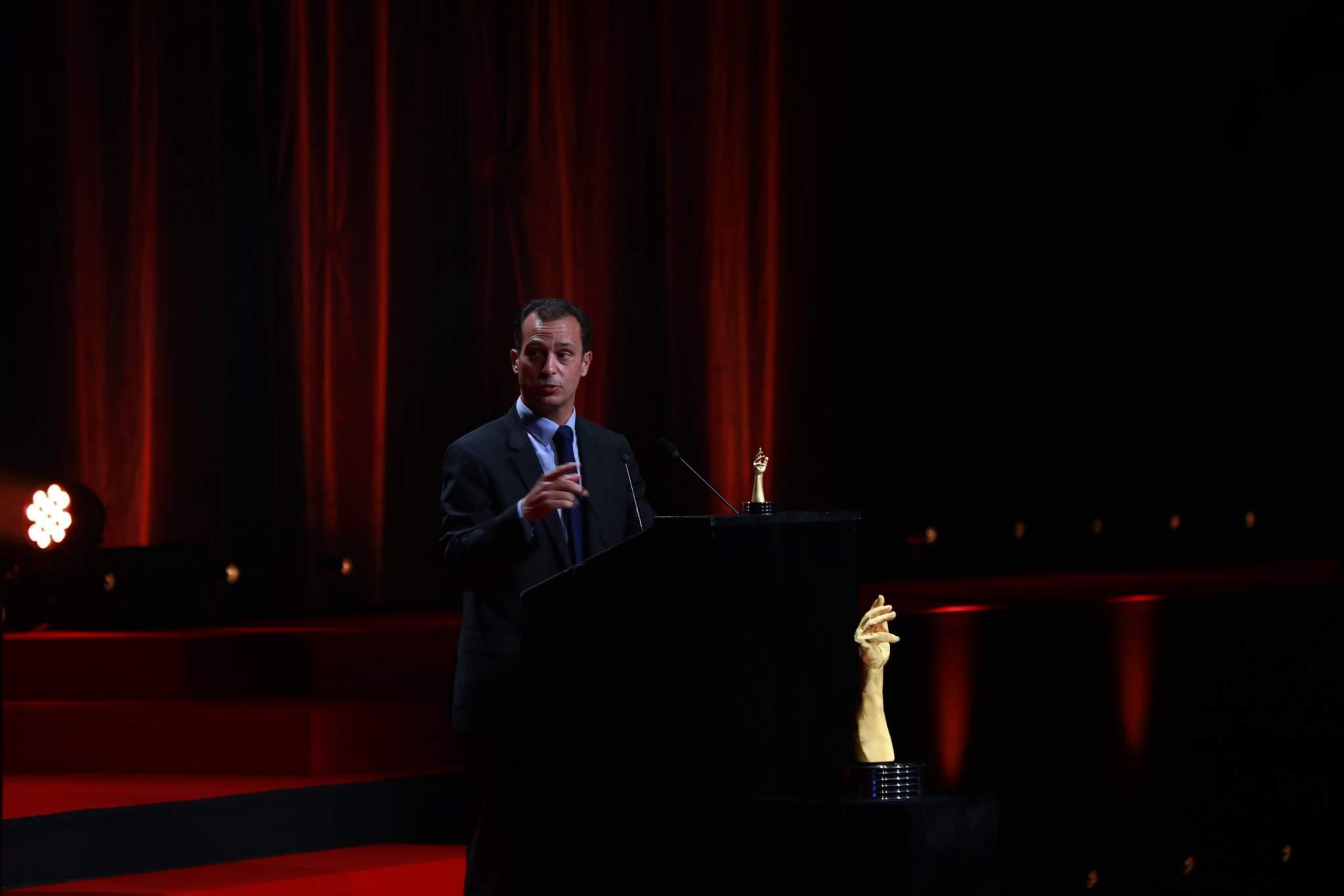 Eric de Rocquigny, Directeur des Opérations et des Métiers de Van Cleef & Arpels, lauréat du Prix de la Montre Métiers d'Art 2020