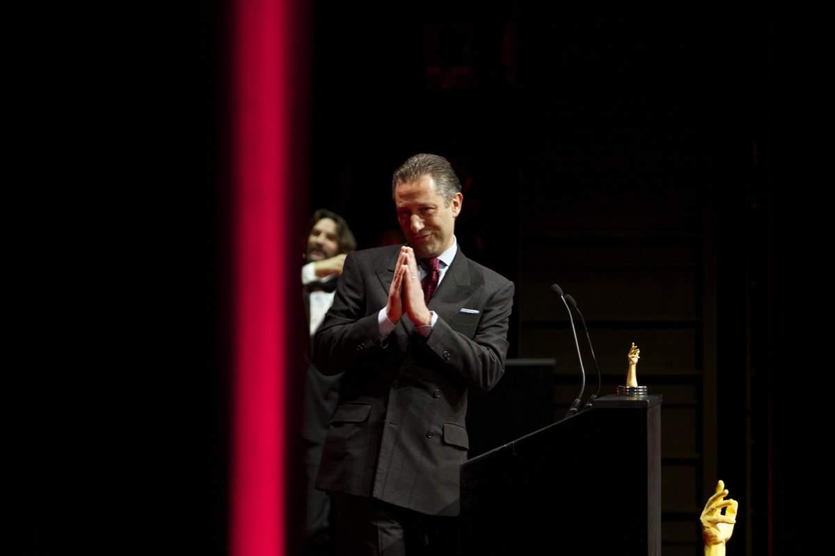 Aurel Bacs (Président du jury du GPHG)