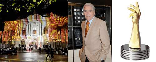 GMT - Interview de Carlo Lamprecht, Président de la Fondation du Grand Prix d'Horlogerie de Genève