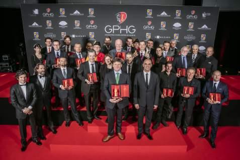 Palmarès - Grand Prix d'Horlogerie de Genève 2015 Greubel Forsey remporte l'Aiguille d'Or 22
