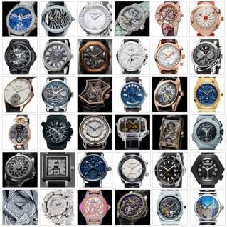 Le Grand Prix d'Horlogerie de Genève annonce la liste des marques participantes 2016!